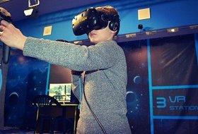 Игра в виртуальной реальности