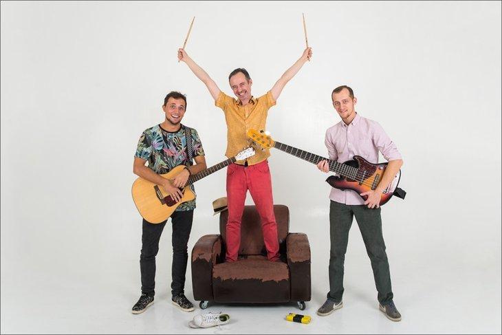 Группа «Бакшиш». Фото с сайта vk.com/bakshishband