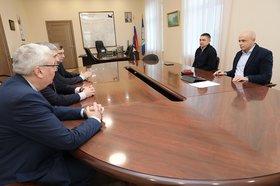 Фото Законодательного собрания Иркутской области