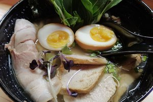 Ева Гриль вновь влюбилась в японскую кухню.