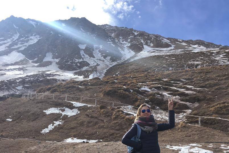 Трекинг в горах