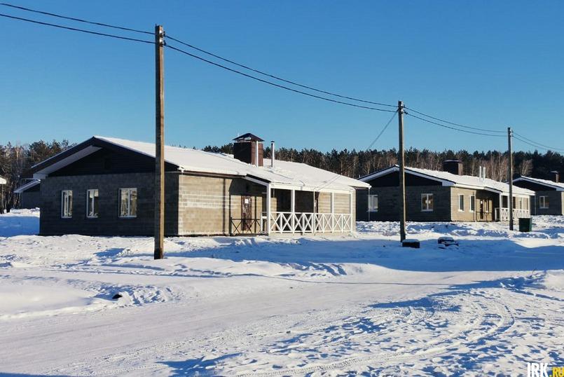 Рядом с домами построят школу и детский сад, физкультурный центр
