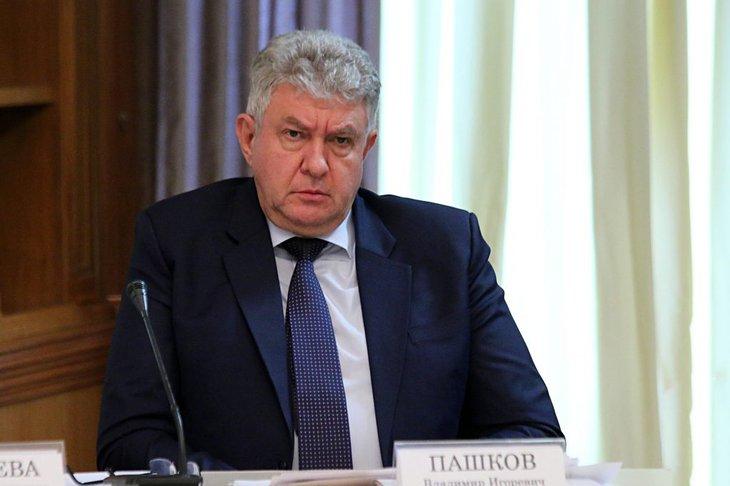 Владимир Пашков. Фото с официального сайта ДНР