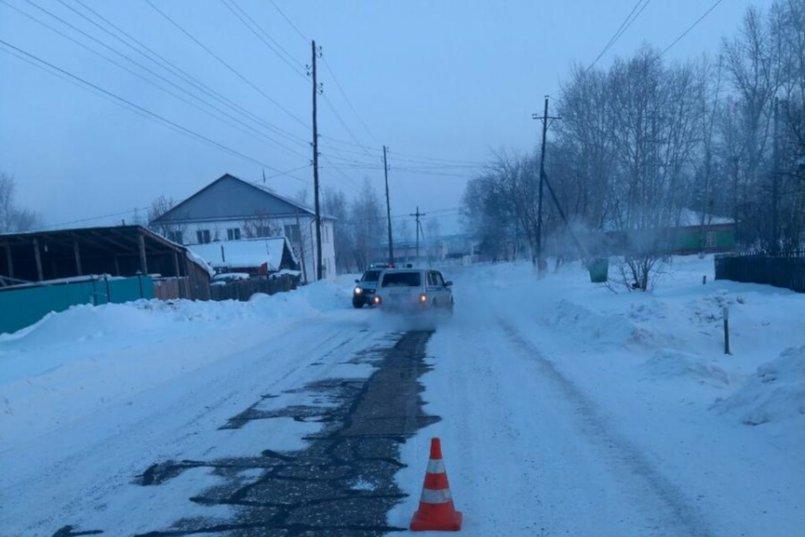 ДТП в Тайшетском районе