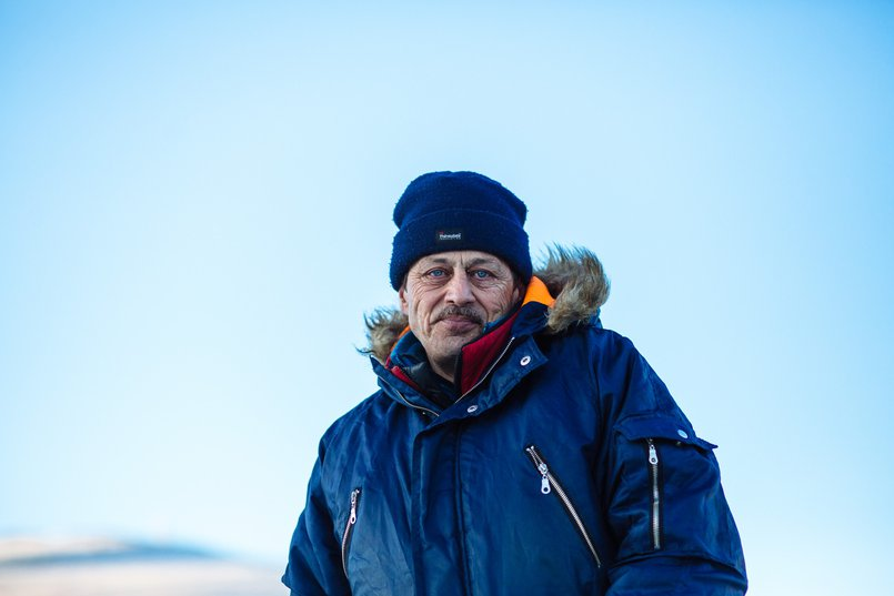 Константин Мамаджанов. Фото Зарины Весны