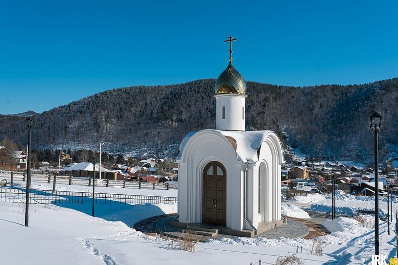 Храм расположен на улице Горная