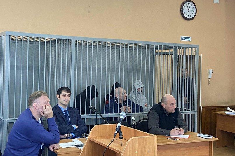 20 февраля в Иркутском областном суде состоялось первое судебное заседание