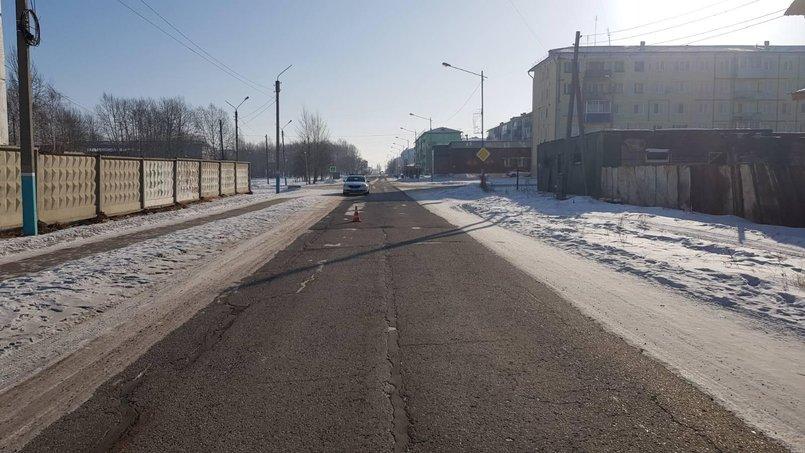 ДТП в поселке Михайловка