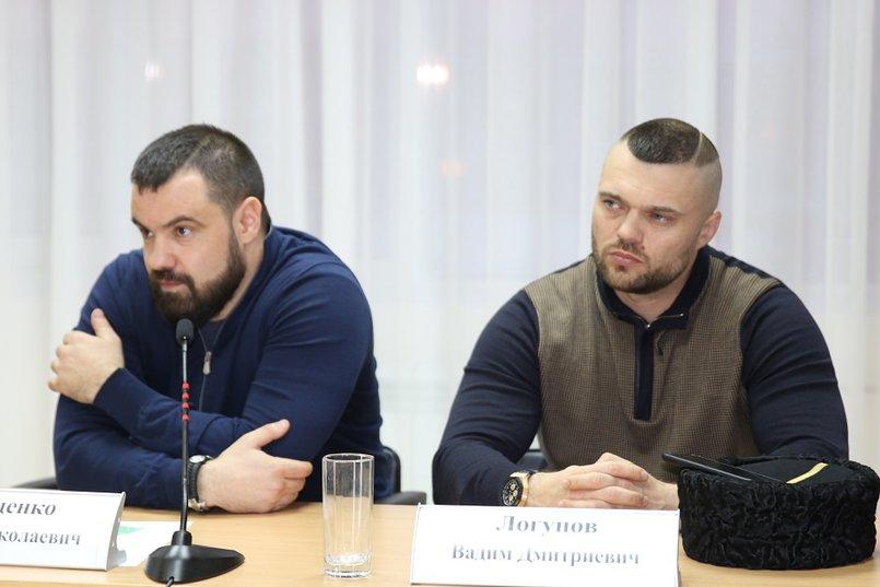 Учредители «РТ НЭО Иркутск» Артем Мищенко и Вадим Логунов