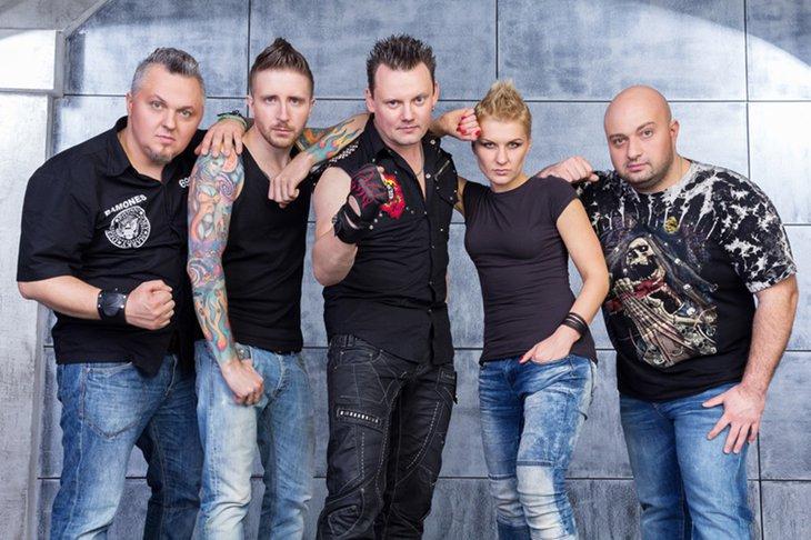 Группа «КняZz». Фото с сайта knyazz.ru