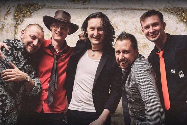 Группа Burrn*. Фото с сайта vk.com/burrn