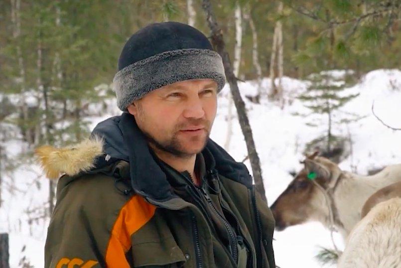 Вадим Парфенов. Скриншот видео
