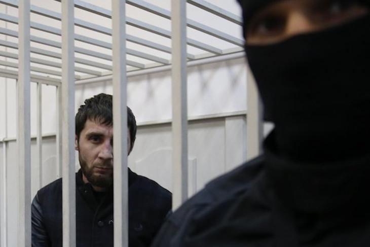 Заур Дадаев. Фото с сайта polit.ru