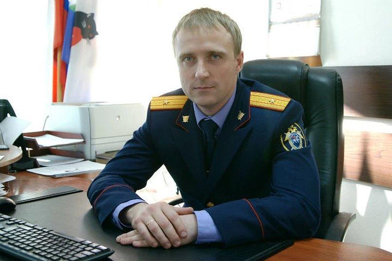 Руководитель следственного отдела по Братскому району СУ СК РФ по Иркутской области Антон Кошев