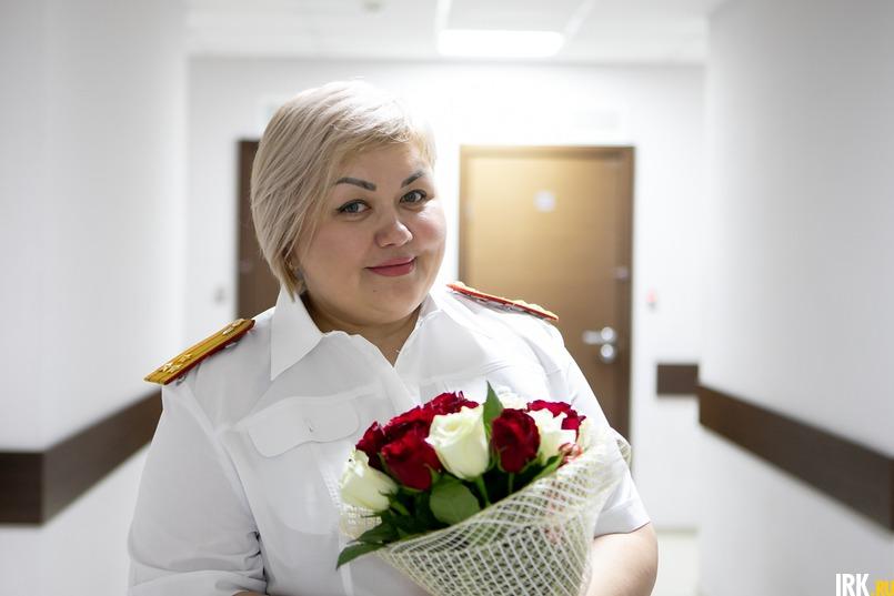 Наталья Сошина, заместитель руководителя отдела кадров