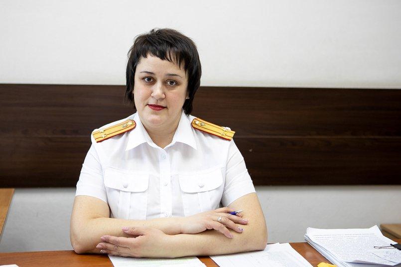 Алена Беломестных, старший инспектор отдела процессуального контроля