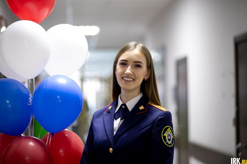 Анна Першина, инспектор отдела по приему граждан и документационному обеспечению