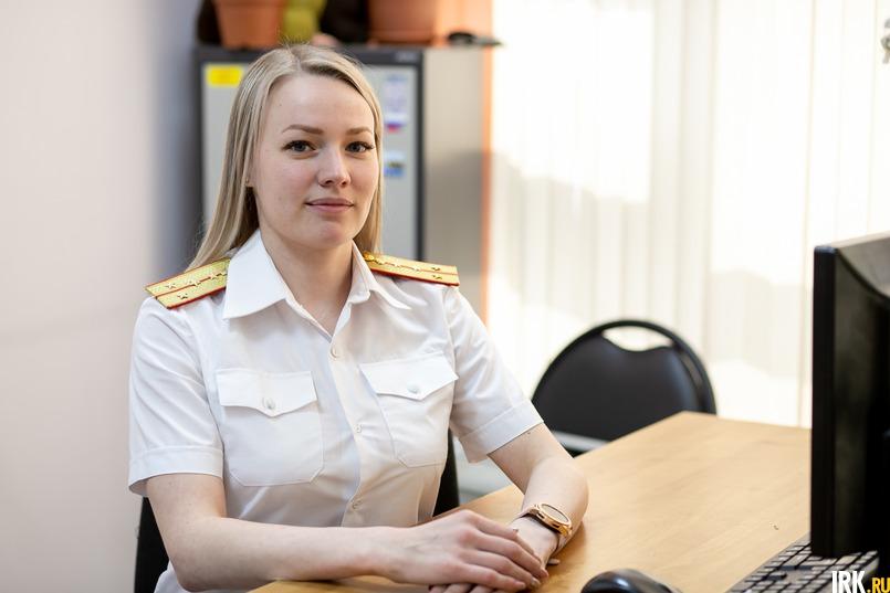 Елена Струкова, старший следователь по расследованию особо важных дел
