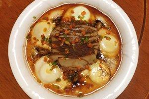 Что первым делом съесть в китайском заведении?