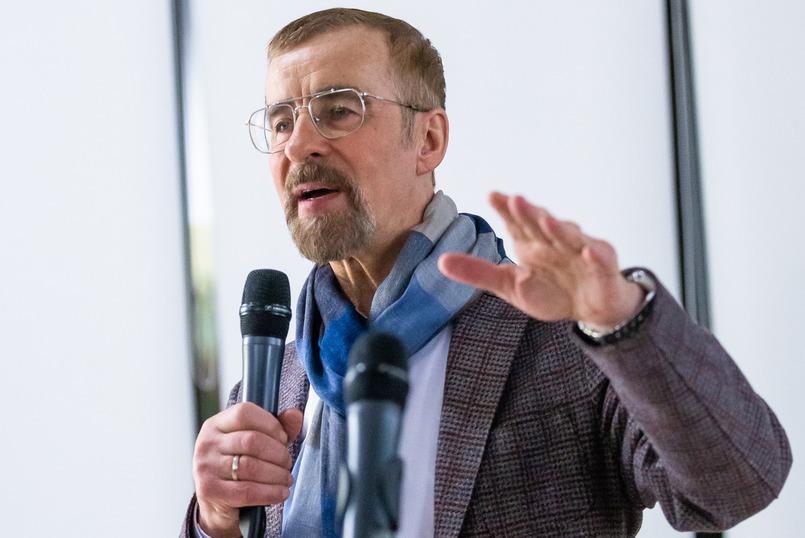 Виктор Бронштейн