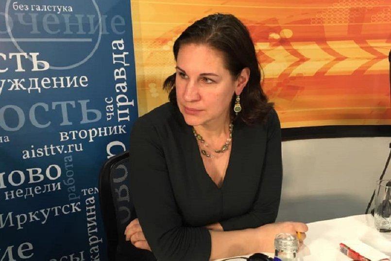 Надежда Грошева. Фото с сайта facebook.com