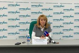 Юлия Плотникова. Фото IRK.ru