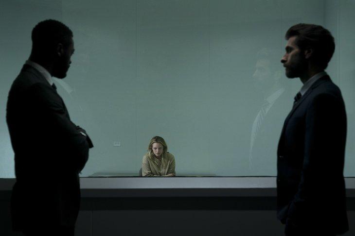 Элизабет Мосс в роли Сесилии. Фото с сайта www.kinopoisk.ru