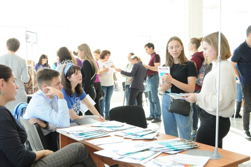 В программе Дня открытых дверей ИГУ традиционно запланированы специальные мероприятия