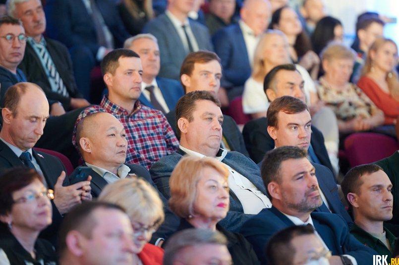 В конце речи Дмитрий Бердников подчеркнул, что таких результатов удалось добиться исключительно при поддержке иркутян
