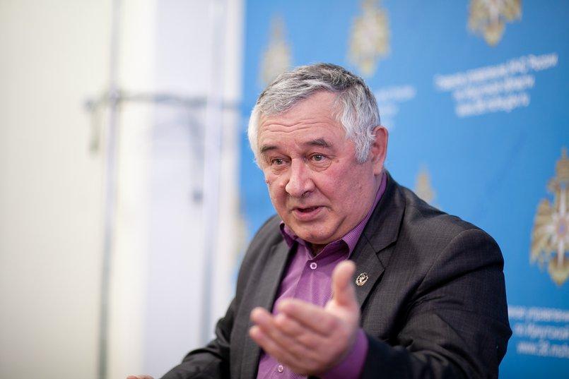 Радик Хисматулин тогда был начальником караула учебной пожарной части