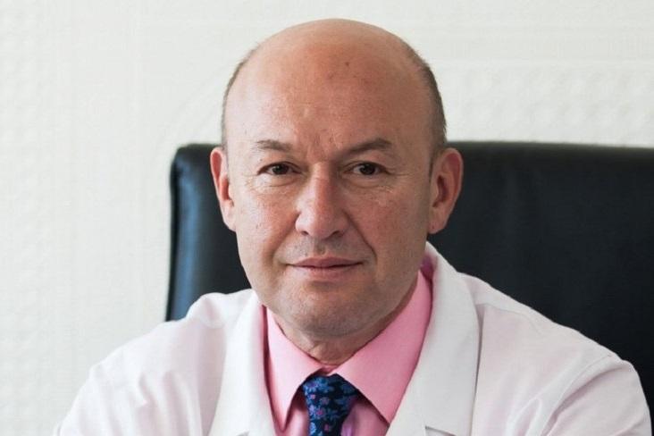 Петр Дудин. Фото с сайта iokb.ru