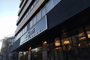 Ева Гриль сходила в обновленный ресторан возле Глазковского моста.