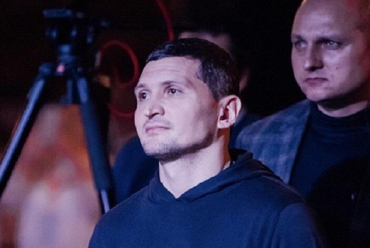 Тимофей Кургин. Фото с сайта vk.com