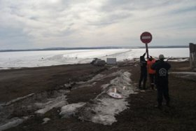 В Иркутской области закрыли 14 ледовых переправ