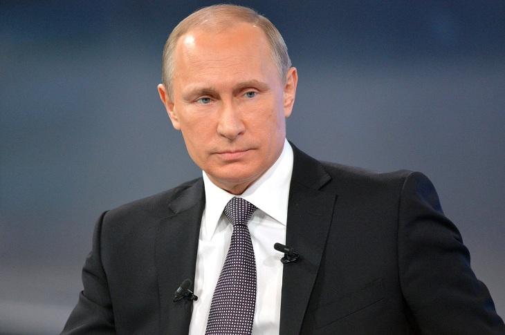 Владимир Путин. Фото с сайта versiya.info