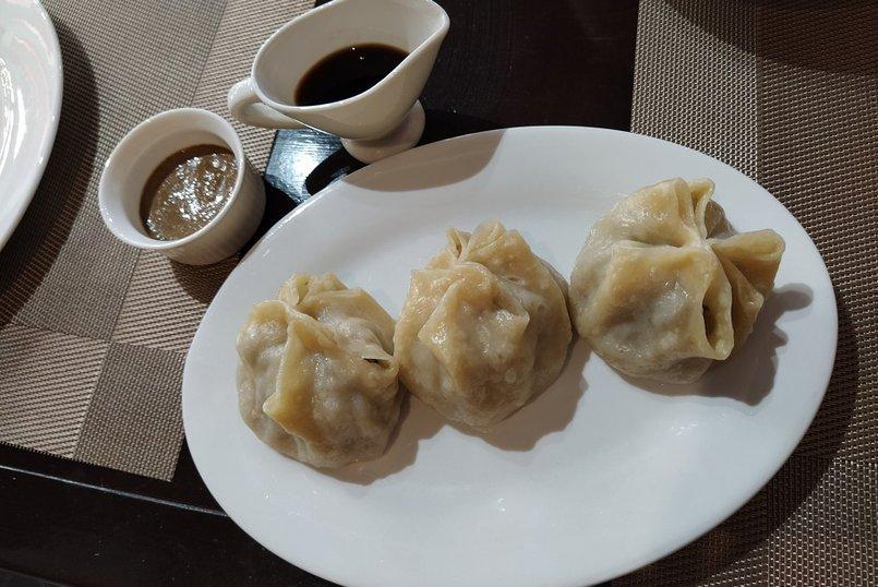 Монгольские буузы