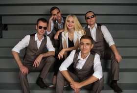 Группа «Меланж» в «Эдисон баре»