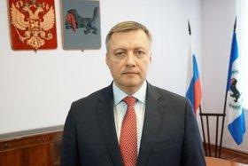 Игорь Кобзев. Фото пресс-службы правительства Иркутской области