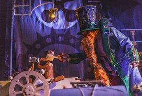 Онлайн-трансляция спектакля «Приключения Буратино»