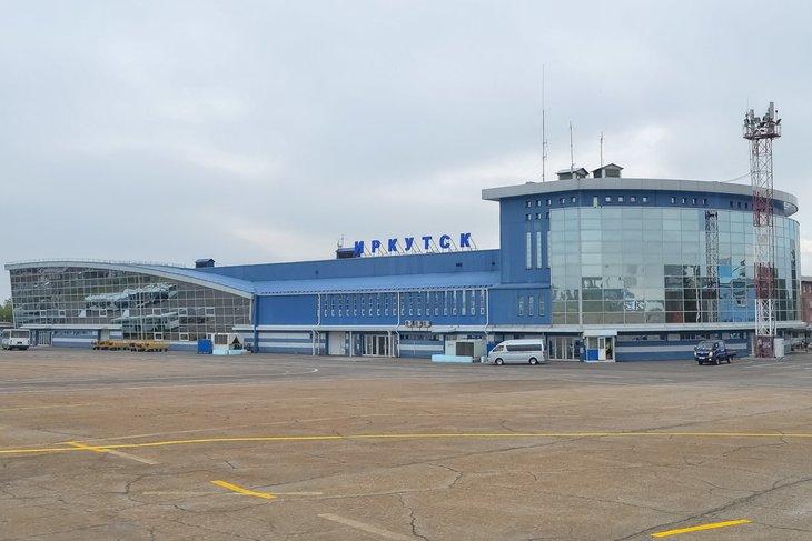Аэропорт Иркутска. Фото пресс-службы аэропорта