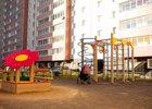 Детская площадка. Фото из архива IRK.ru
