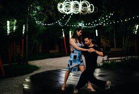 Базовый курс танго с нуля