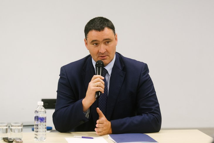 Руслан Болотов. Фото IRK.ru