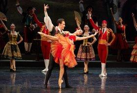 Онлайн-марафон балетов Иркутского музыкального театра