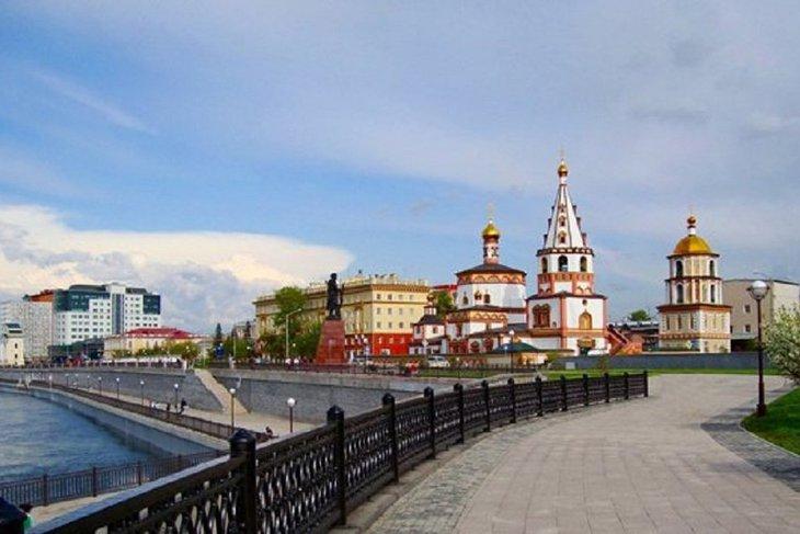 Иркутск. Фото пресс-службы правительства Иркутской области
