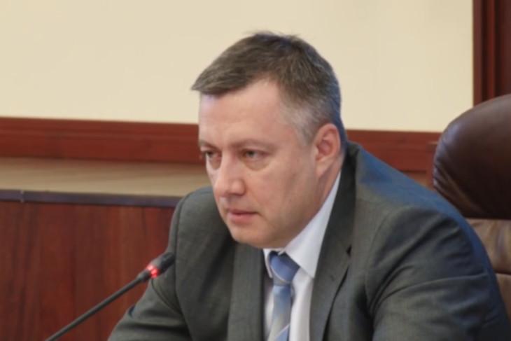 Игорь Кобзев. Изображение с видео