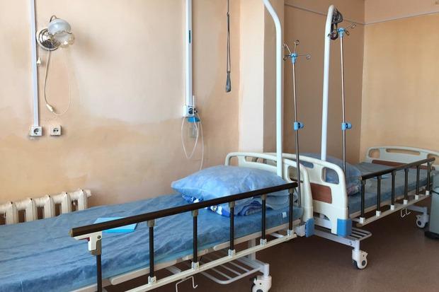 В Иркутском госпитале ветеранов войн. Фото Евгения Козырева