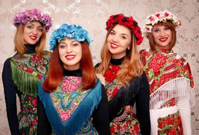 Онлайн-концерт Бориса Голика и фолк-группы «ZlatoЯRa»