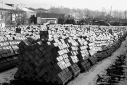 На территории Лисихинского кирпичного завода. Фото из открытых источников