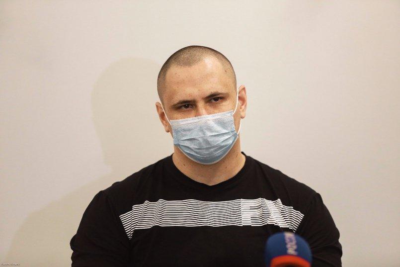 Юрий Лозовский, врач анестезиолог-реаниматолог. Фото Евгения Козырева